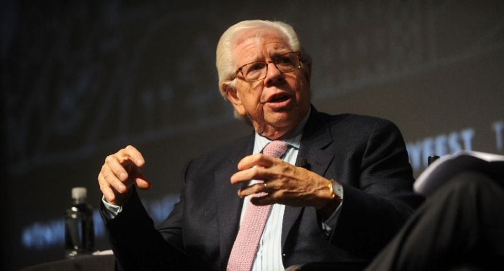 Watergate's Carl Bernstein: The walls are closing in on 'self-convicting' Trump