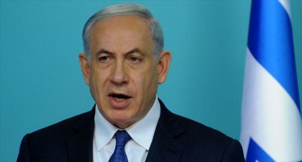 Netanyahu: Israel 'in fight to death against Palestinian terror'
