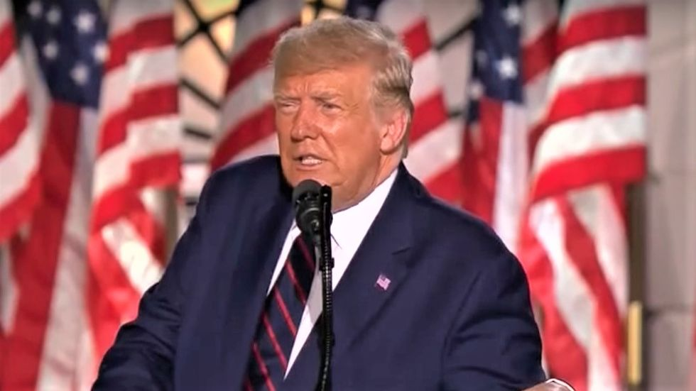 'Worst convention speech in my lifetime': Conservative writer pens brutal review of 'boring' Trump RNC address