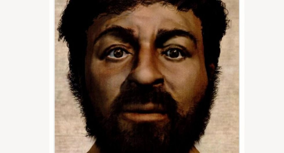 Researchers used science to make best guess at what Jesus looked like -- and and this is what they found