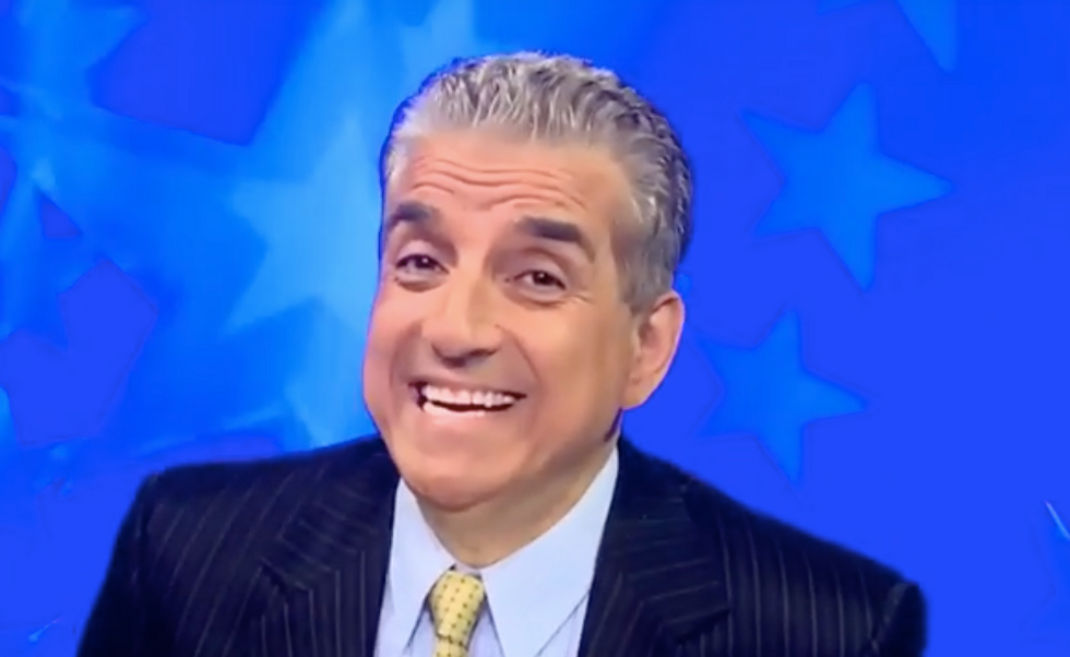 Conservative host freaks out because media isn't obsessed with Hillary's cough