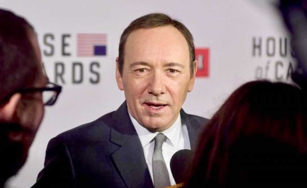 No LA sex charges for Spacey, Seagal, Anthony Anderson