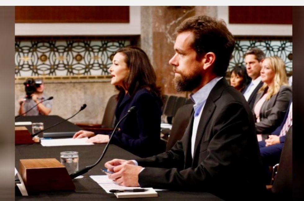 Congress grills Facebook, Twitter over foreign bids to tilt politics