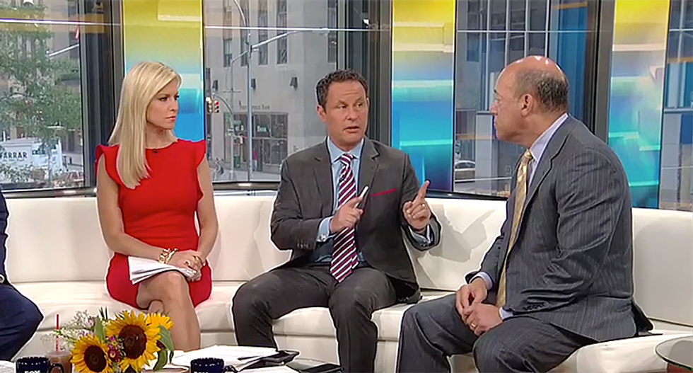 'Not true to their country': Fox & Friends question patriotism of Republicans who bailed on Trumpcare
