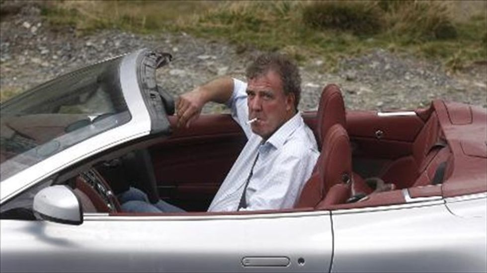 'Top Gear' host responds to criticism over using racist term in unaired clip