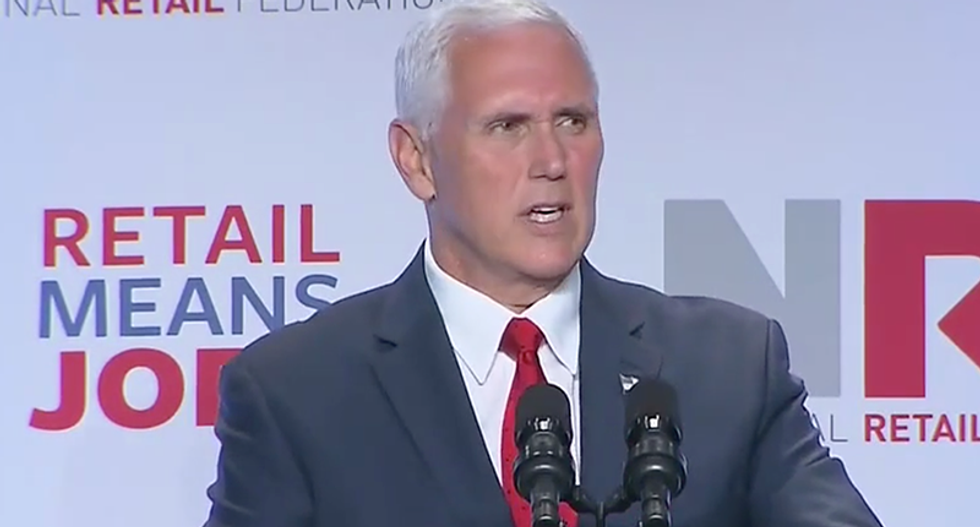 Mike Pence: Trump 'met Russian aggression with American strength' when he faced off with Putin in Helsinki