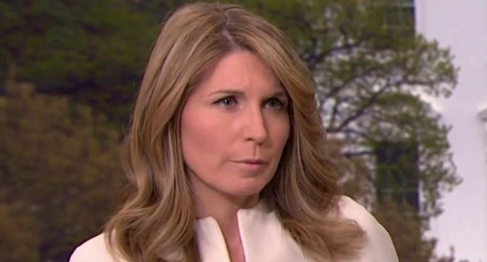'A coup': MSNBC's Nicolle Wallace explains the significance of NYT's anonymous Trump official's 'resistance' editorial