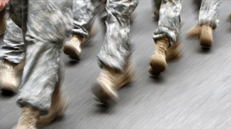 U.S. military sexual assault reports increased by 50 percent last year