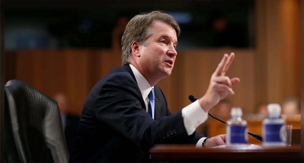 Is Trump wavering on Supreme Court nominee Brett Kavanaugh?