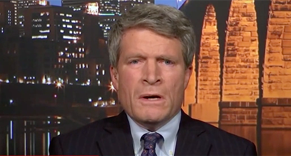 Bush ethics czar Richard Painter: 'This isn't about ideology -- this is about the mental condition of the president'