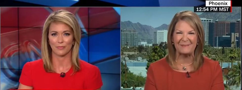 CNN interview turns into a train wreck as Trump booster fumbles to explain Trump's 'wins'
