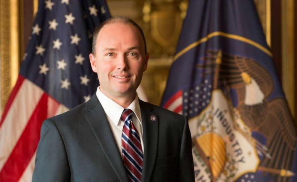 'My heart has changed': Republican Utah Lt. Gov. offers heartfelt apology to LGBT community