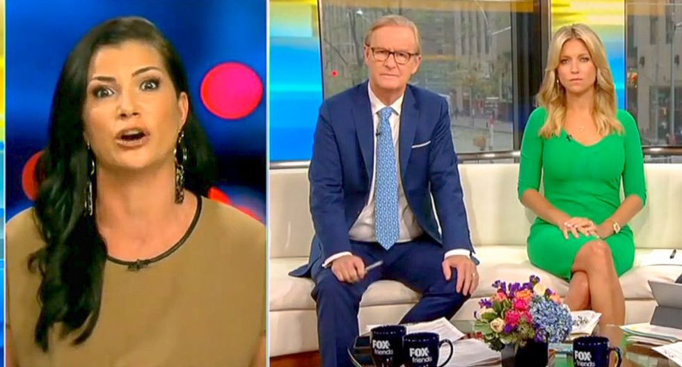 Dana Loesch: 'Inherently sexist' women Democrats should be silenced for 'matriarchal insane attacks' on Kavanaugh
