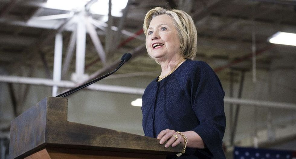Hillary Clinton: Saudi Arabia must stop citizens from funding extremists