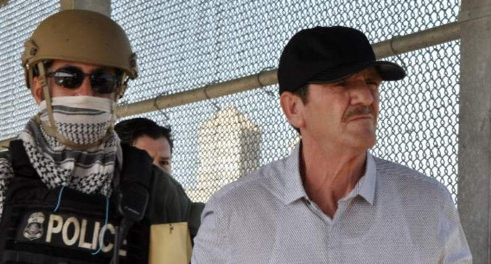 'El Chapo' accomplice arrested in Mexico after completing US prison sentence
