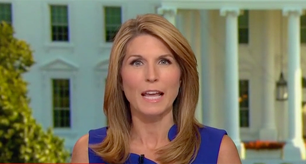 'Witch hunt' -- but for real this time: MCNBC's Nicolle Wallace mocks Trump's efforts to find op-ed writer