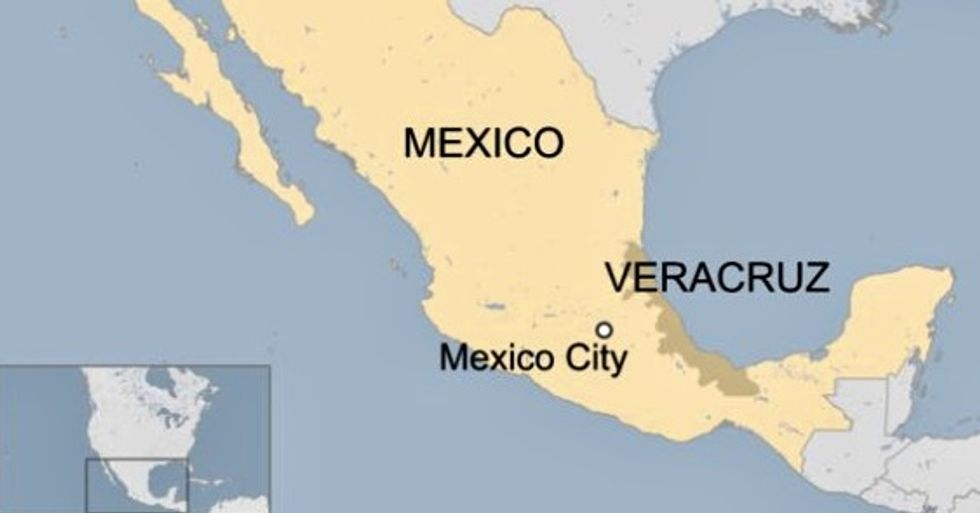 Mass graves with 166 bodies found in eastern Mexico