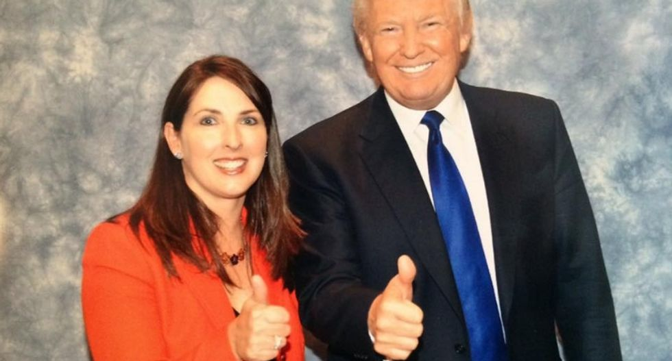 RNC Chair Ronna Romney McDaniel writes lengthy essay to claim people 'don't care' who wrote NYT op-ed