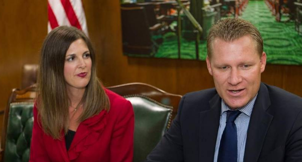 California lawmaker busted for affair with fellow Republican arrested on DUI charges