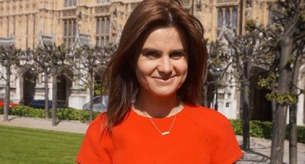 Gunman yelled 'Britain first' during shooting of anti-Brexit UK Parliament member: witnesses