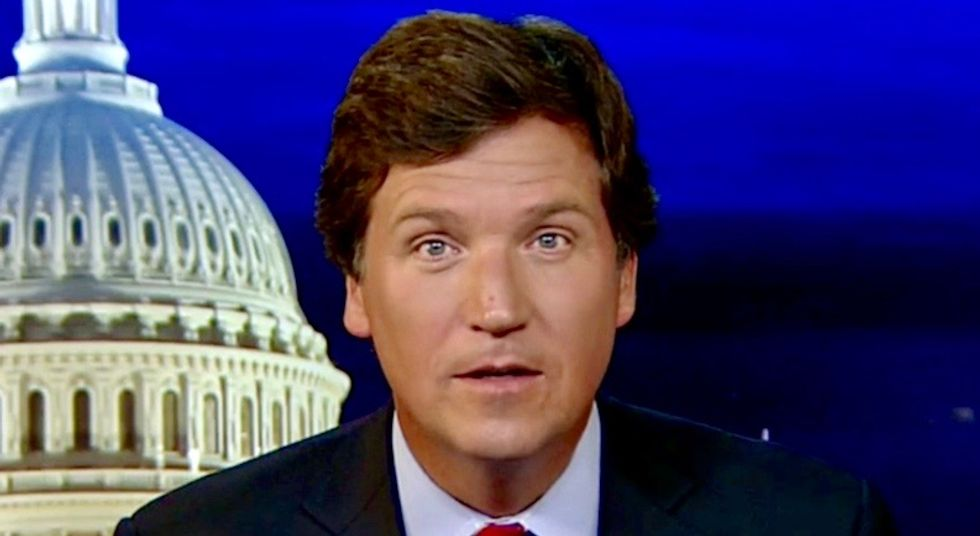 Fox News' Tucker Carlson suggests US can't educate Chinese students at colleges because they're 'displacing us'