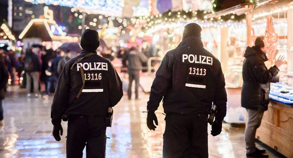 'We're not at war', stoic Germans say after Berlin attack