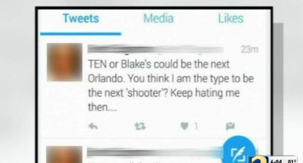 Georgia man's identity was stolen for tweet threatening 'the next Orlando': police