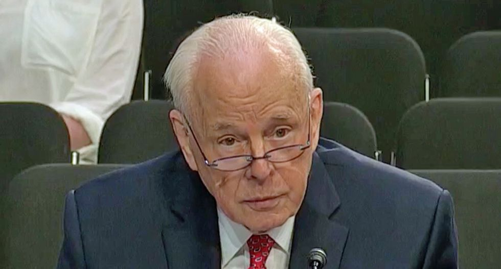 Watergate whistleblower John Dean: 'There is enough evidence' to impeach President Trump