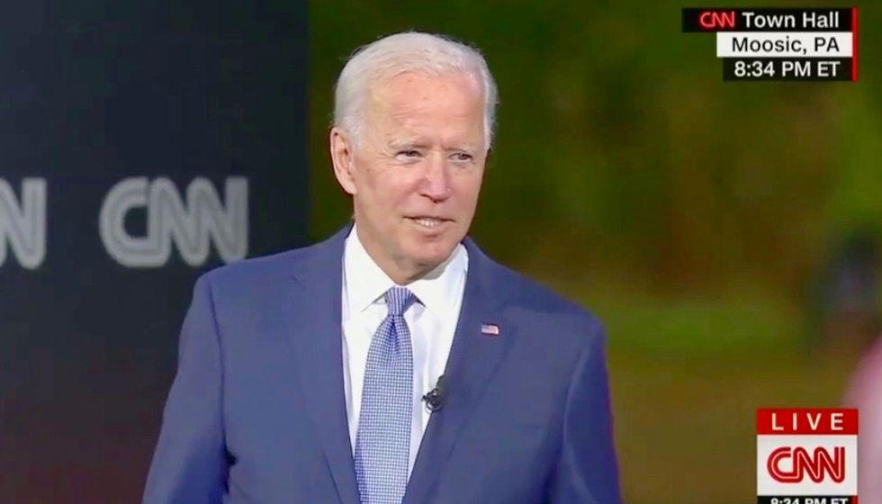 Biden pulls ahead in Michigan: New York Times
