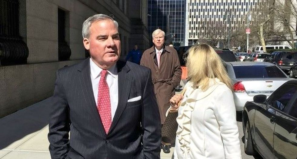 Connecticut ex-Governor Rowland's conviction upheld on appeal