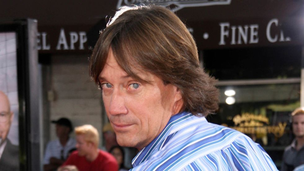 Christian actor Kevin Sorbo: Why do atheists 'get so angry at something you don't believe in'