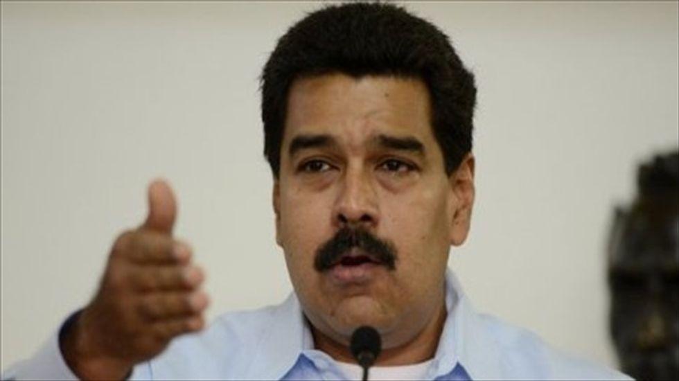 Venezuelan President Maduro challenges Obama to 'high-level dialogue'