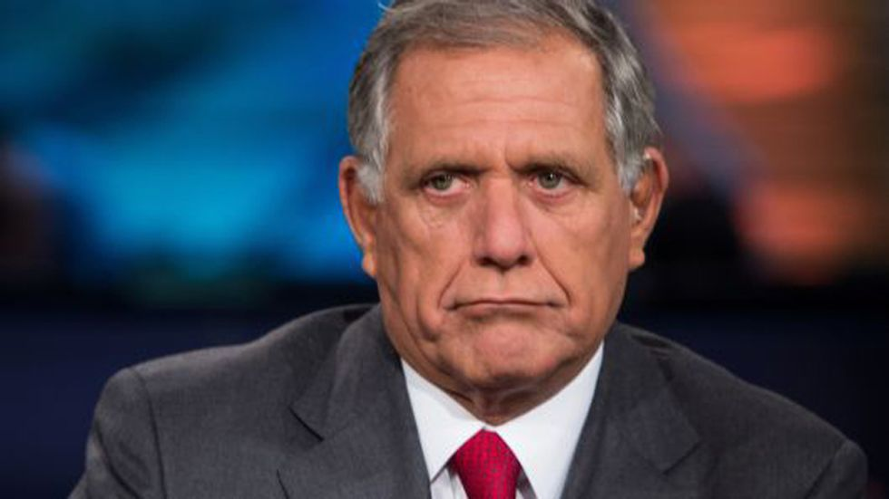 How Les Moonves got to leave CBS on his own terms while others in #MeToo miscreant club got canned