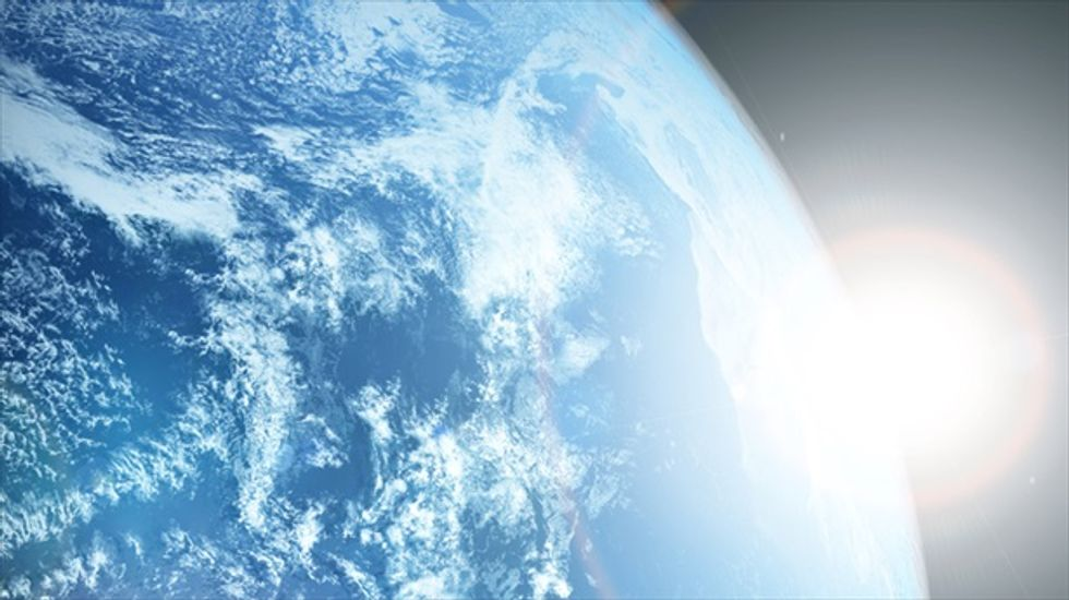 CO2 monitoring could be 'space-based' in the future