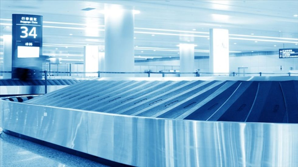 5-month-old child dies after getting trapped in baggage conveyor at Spanish airport