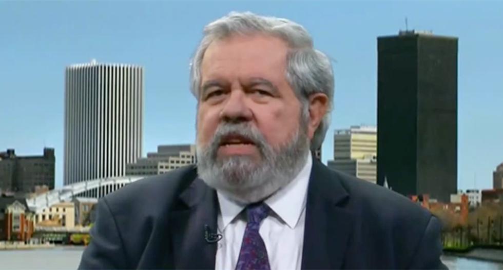 Trump biographer reveals the president had him investigated: 'The whole model is extortion'