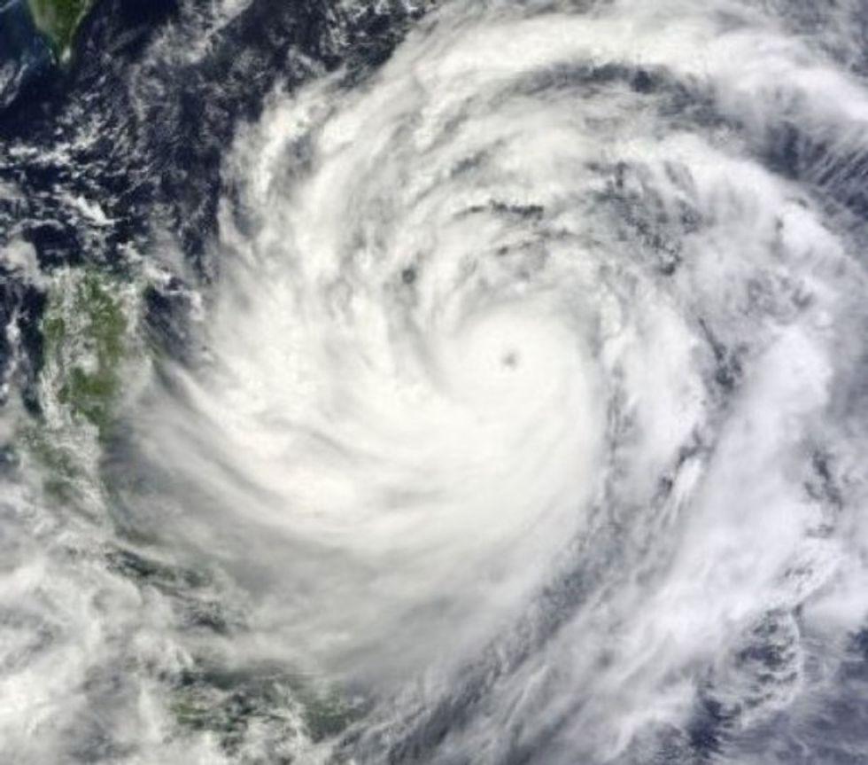 Japan cancels flights as Typhoon Fitow nears Okinawa