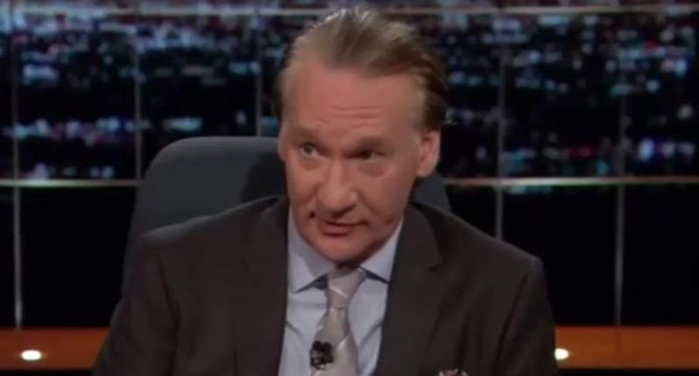 Bill Maher: Orlando shooting response exposed Trump for 'what he is -- a narcissist'