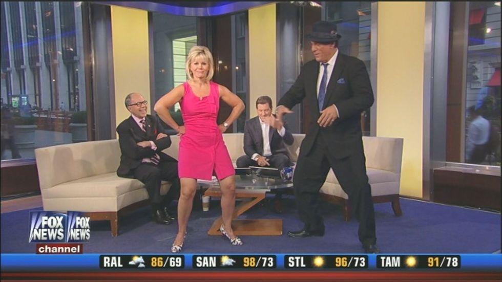 Gretchen Carlson: Women are 'not allowed' to wear pants on 'Fox & Friends'