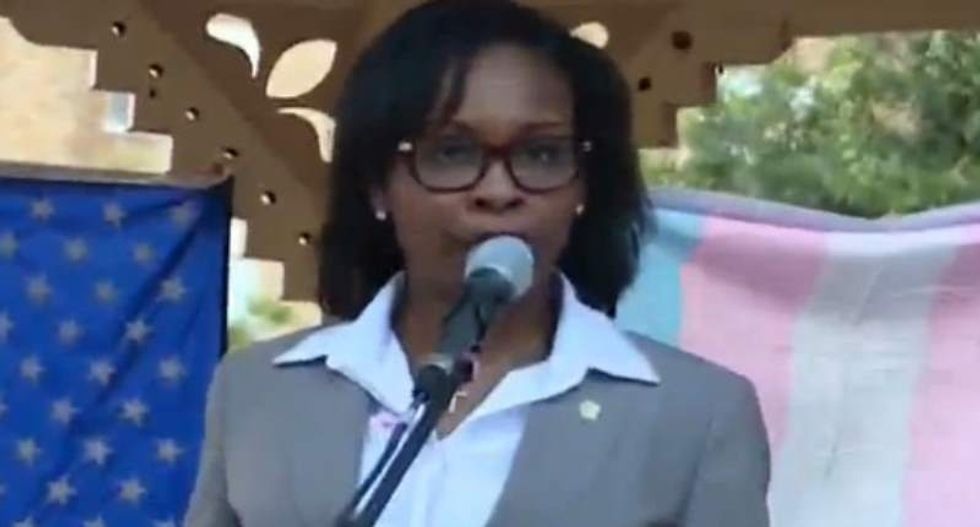 Texas mayor shamed at Orlando vigil for anti-LGBT vote: 'You're part of the hurt!'