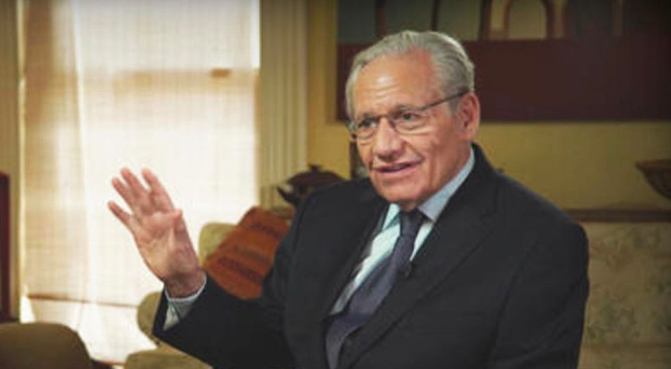 Bob Woodward says Trump fans should fear the 'nervous breakdown' in the White House