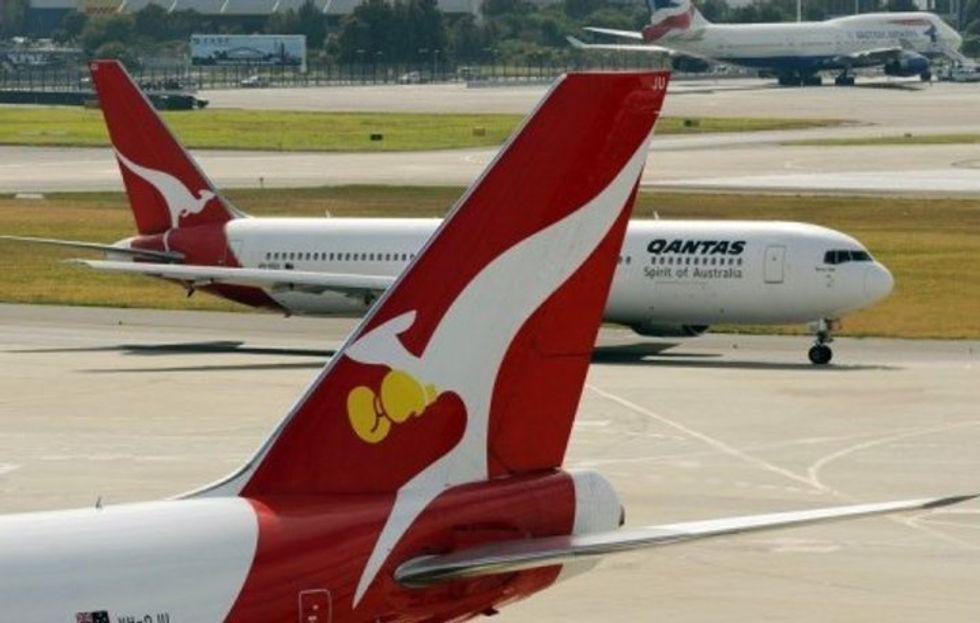Snake on plane grounds flight from Australia to Japan