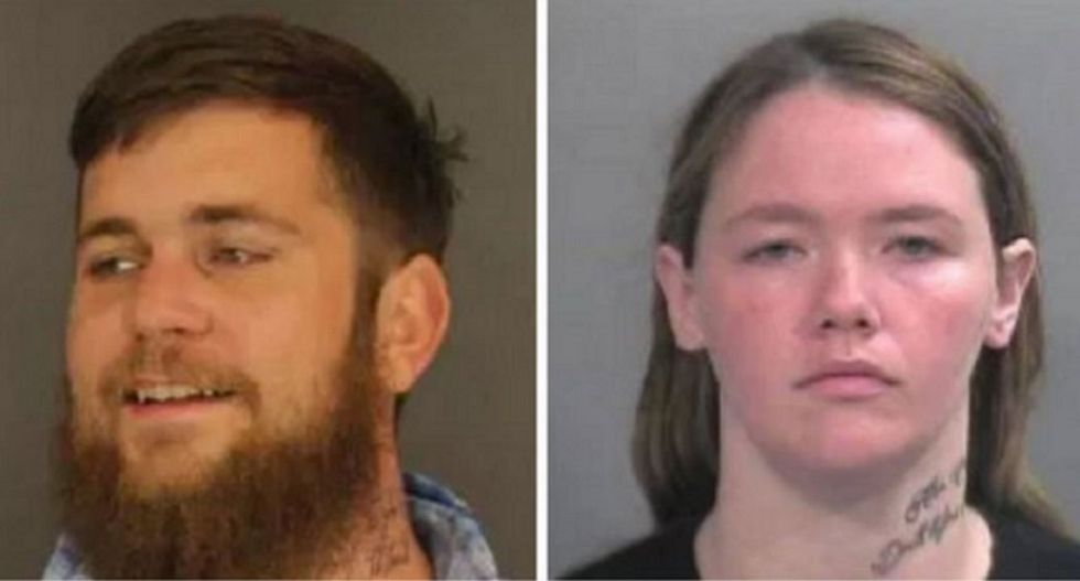 Arkansas couple claiming to be Muslim converts accused of threatening diner waitress over slow service