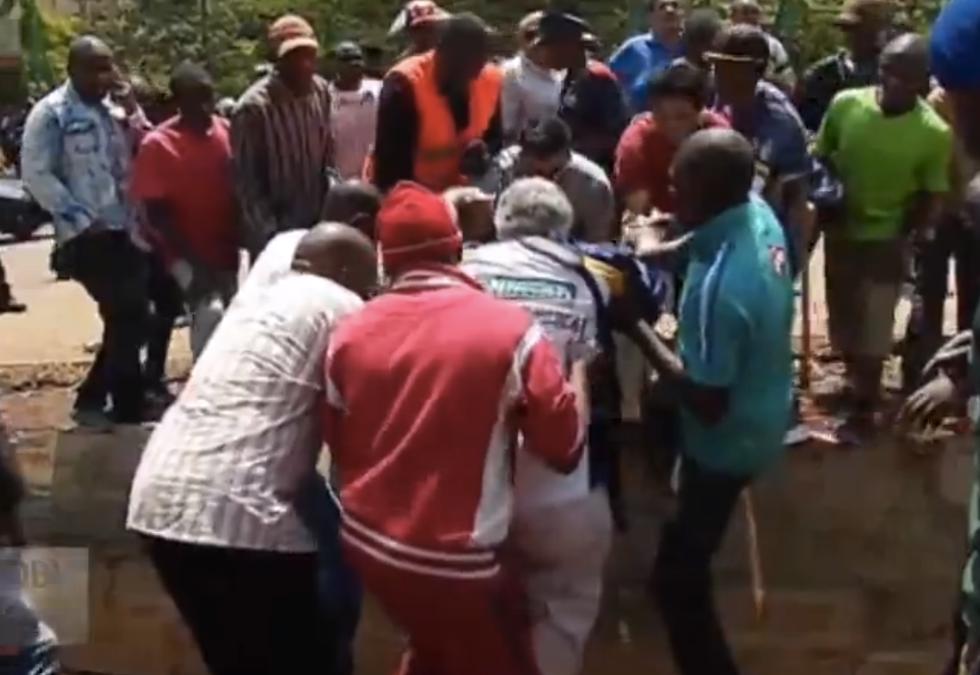 Terror attack on upscale Kenyan mall kills at least 30 (Updated)