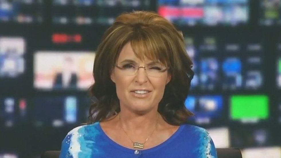 Palin demands Fox News host turn over the GOP 'cannibals' who are trying to 'trash' Cruz
