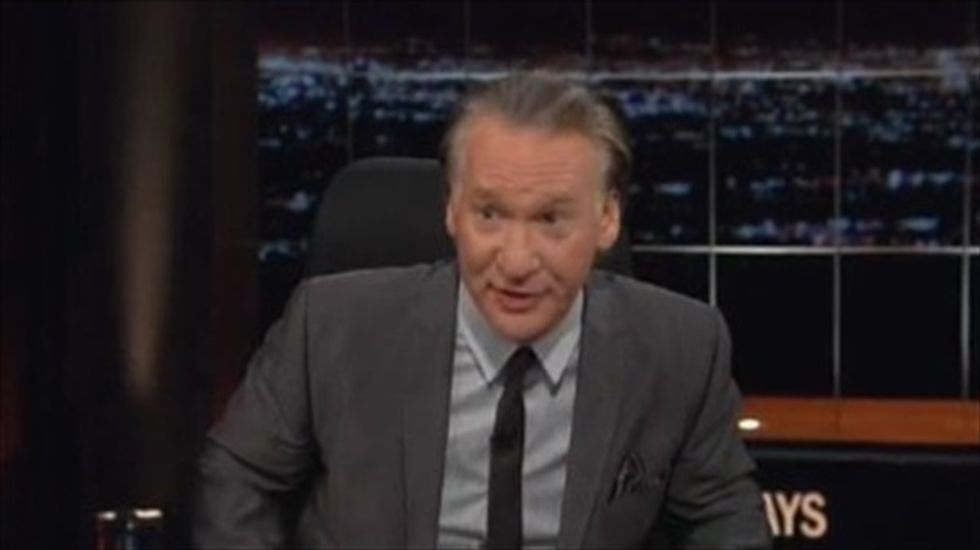Maher blasts Republicans on reluctance to raise the minimum wage