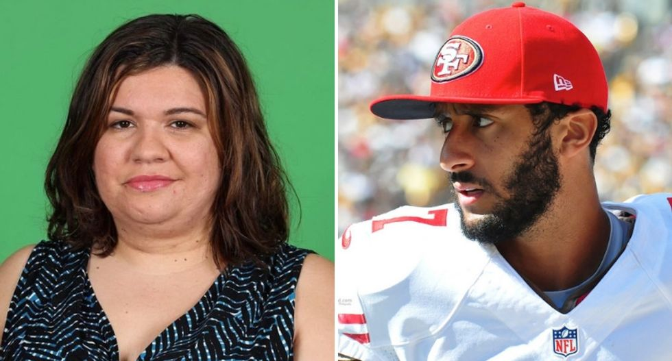 Louisiana high school teacher claims black people 'act like animals' in misspelled Facebook post about Colin Kaepernick