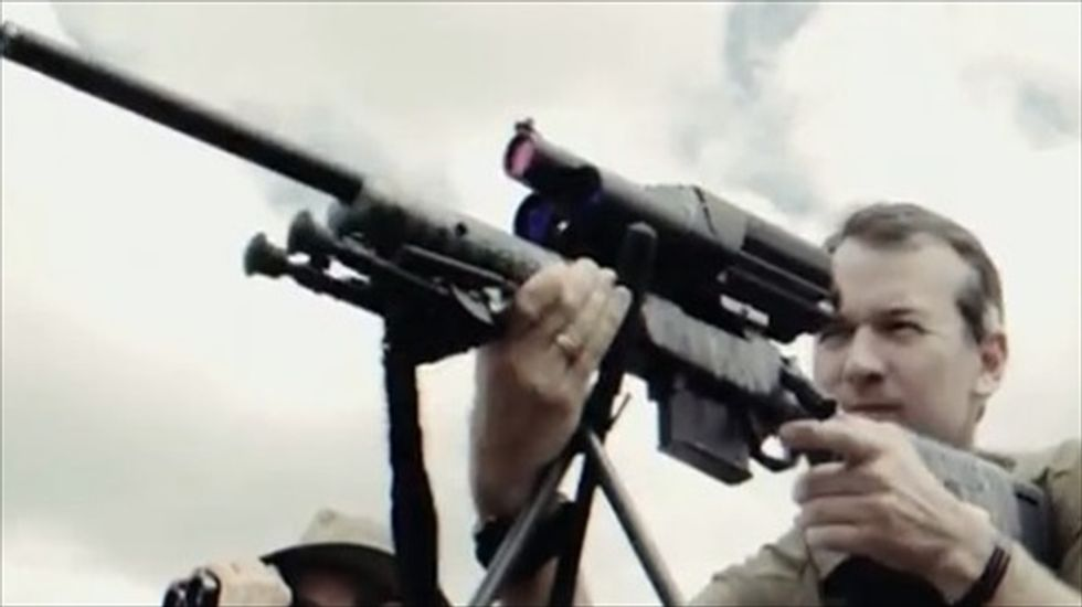 Makers of tech-heavy rifle boast: 'We've democratized accuracy'
