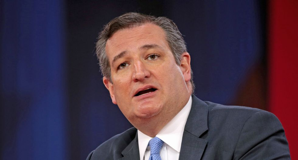 WATCH: Ted Cruz claims Democrats are 'actively encouraging' bombs being sent to their leaders