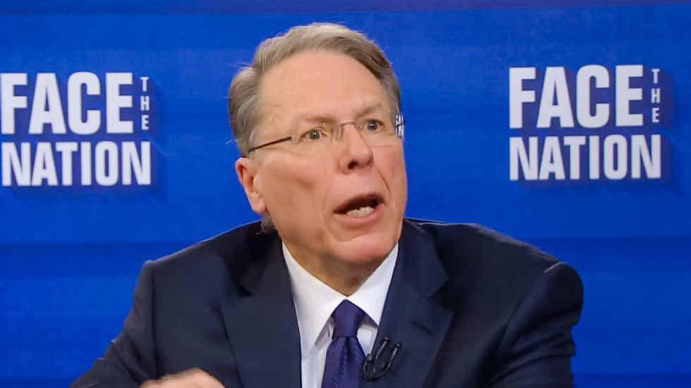 'They're coming': NRA's Wayne LaPierre responds to Orlando shooting with unhinged fearmongering